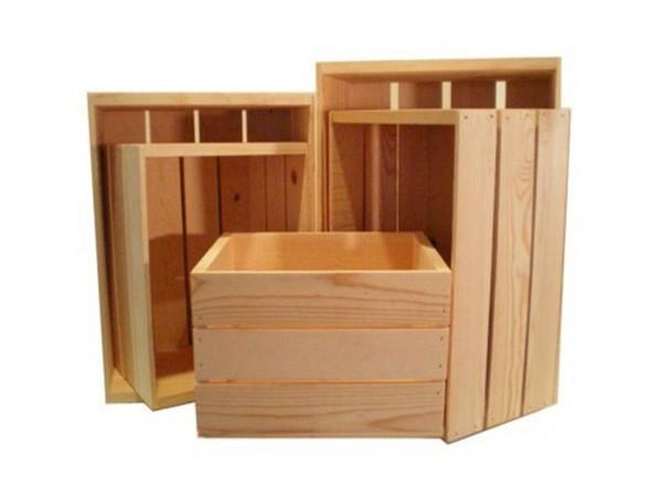 Kiện gỗ đóng hàng xuất khẩu