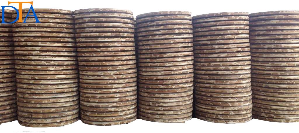 Bobin gỗ kéo tràm kích thước1000x560mm
