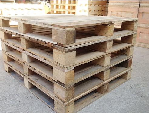 Pallet gỗ cho hàng điện tử