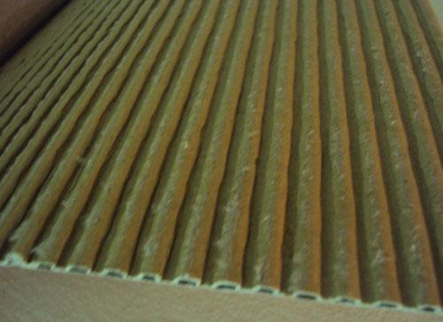 Carton 2 lớp, dùng để bồi hộp duplex và để cuốn hàng.