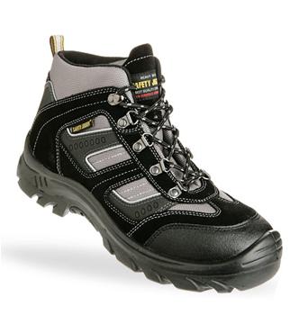 Giày da bảo hộ jogger