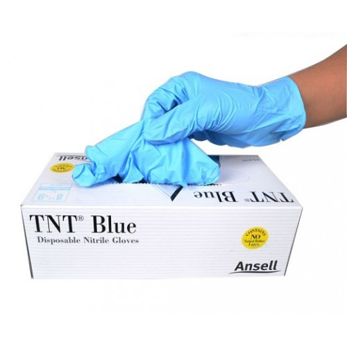 Găng tay y tế Ansell Nitrile