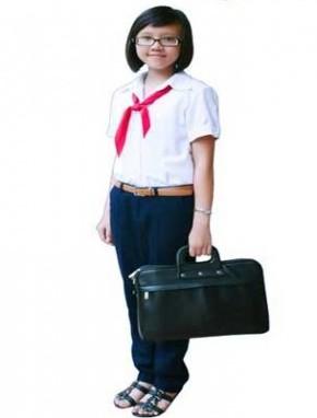 Đồng phục học sinh cấp 2