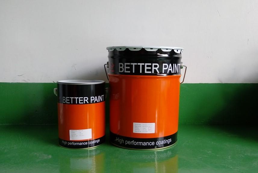Sơn sàn epoxy gốc nước - Lót WB800