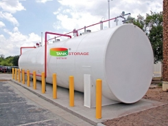 Bồn chứa dầu 10m3