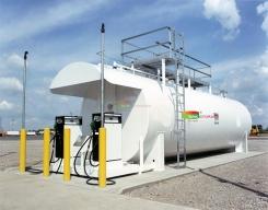 Bồn chứa dầu Diesel