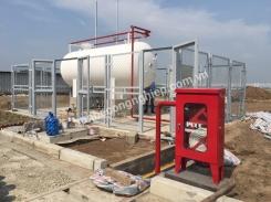 Bồn chứa Gas, LPG