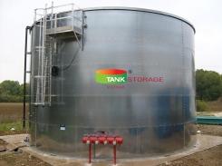 Bồn xử lý nước công nghiệp
