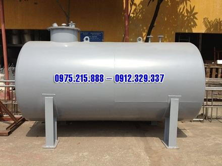 Bồn chứa dầu 5m3