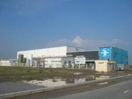 Dự án Nhà máy SOC - KCN TL2 - HY