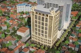 Dự án Hoàng Thành Tower - TP HN