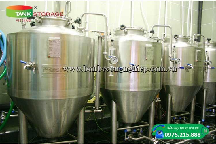 Bồn chứa bia hơi