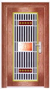 Cửa inox vân gỗ