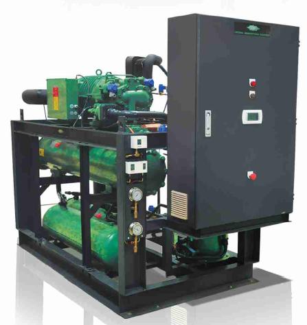 Máy lạnh giải nhiệt nước Bitzer