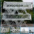 Cột Angten tam giác 450x450x3m