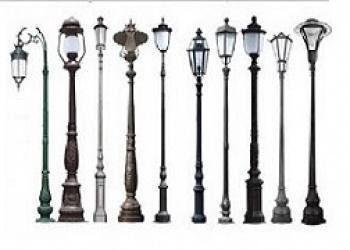 Cột đèn trang trí