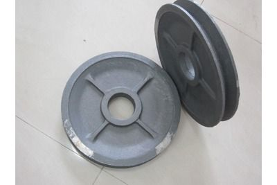 Gray Iron Pully