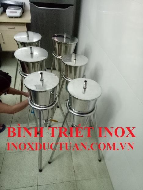 BÌNH TRIẾT INOX