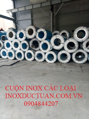 CUỘN INOX CÁC LOẠI