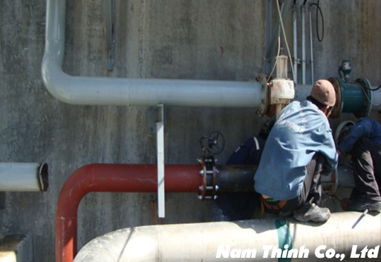 Thi công ống ngầm công nghệ