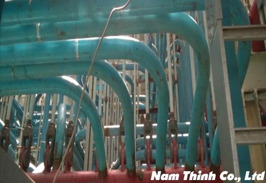 Thi công ống cao áp