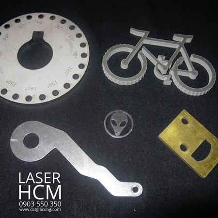 cắt gia công laser