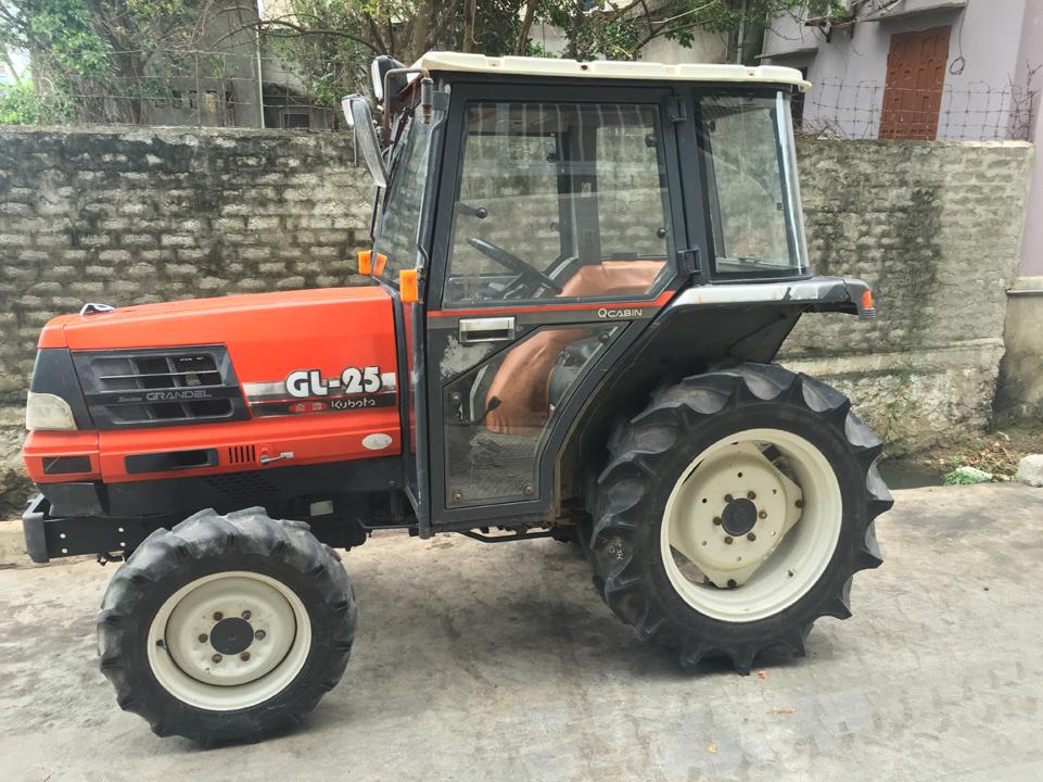 Kubota GL25 (Ca bin)