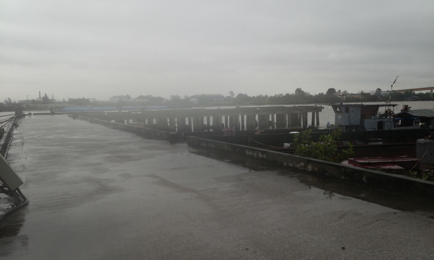 Cầu tàu