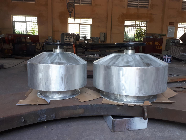 Gia công chế tạo thiết bị tàu thủy