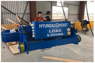 Nhập khẩu Palang Hyundai