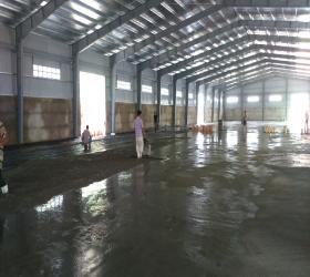 Nhà xưởng SX Công Ty Minh Thịnh Lợi