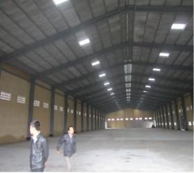 Nhà xưởng số 1 - Phân bón NPK Bình Điền