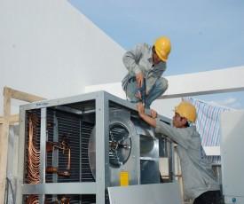 Tư vấn thiết kế hệ thống điều hòa không khí và thông gió