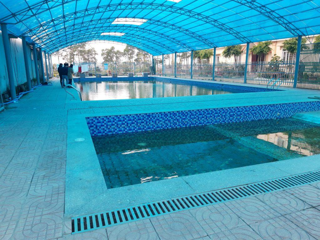 Bề bơi di động