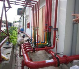 Thi công đường ống dẫn nước