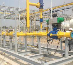 Thi công đường ống dẫn khí
