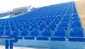Ghế sân vận động Composite