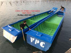 Vỏ thuyền Composite