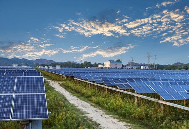 Điện mặt trời kết hợp