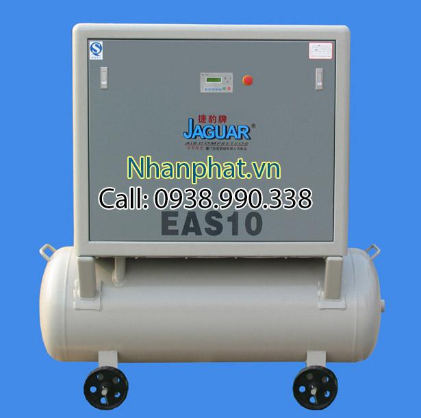 EAS10-400 Potable Screw Compressor