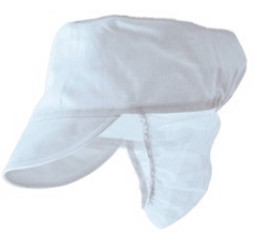 Mũ vải bao lưới chùm tóc