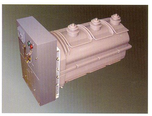 Cầu dao phụ tải 24kV dập hồ quang bằng khí SF6