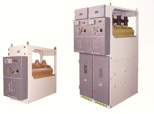 Dãy tủ Cầu dao phụ tải 24kV dập hồ quang bằng khí SF6