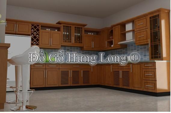 Đồ gỗ phòng bếp