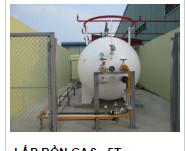 Lắp bồn chứa oxy
