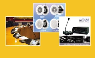 Thi công lắp đặt hệ thống âm thanh công cộng