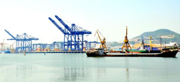Cảng Cái Lân