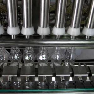 Dây chuyền sản xuất nước giải khát đóng chai pet