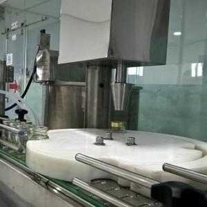 Dây chuyền sản xuất nước yến sào hủ thủy tinh