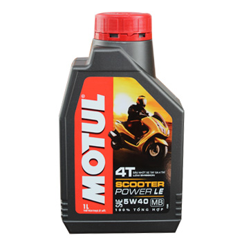 Motul Scooter Power LE 5W40Motul Scooter Power LE 5W40